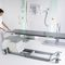 height-adjustable X-ray table / mobile