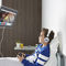 fanless patient infotainment terminal / with barcode scanner / touch screen / antibacterial