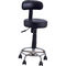 height-adjustable doctor's chair / mobile