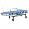 patient transfer stretcher trolley / transfer / emergency / manual