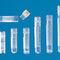 sample storage test tube / polypropylene / cryogenic