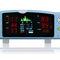 temperature multi-parameter monitor / NIBP / SpO2 / transport