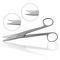 dissection scissors
