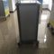 storage trolley / loading / medical records / with drawer