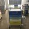 anesthesia trolley / for instruments / for medical devices / for medicine