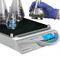 magnetic laboratory stirrer / orbital / digital / bench-top