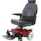 electric wheelchair / outdoor / sport / with headrest