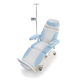 electric dialysis chair / 3-section / Trendelenburg / height-adjustable