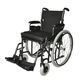 manual wheelchair / outdoor / indoor / with legrest