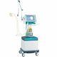 electronic ventilator / transport / CPAP / multi-mode