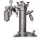 vacuum conveyor / for the pharmaceutical industry / floor-standing / for powders