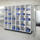 storage locker / multi-function / laundry / hospital