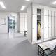 storage locker / multi-function / for linen