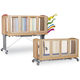 pediatric bed / hospital / electric / height-adjustable