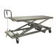 mortuary trolley / transfer / coffin / bariatric