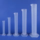 polypropylene measuring cylinder / graduated