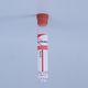 laboratory test tube / for sample recovery / serum / polypropylene