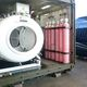 decompression hyperbaric chamber / containerized / multiplace