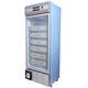 blood bank refrigerator / cabinet / 1-door / with glass door