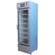 blood bank refrigerator / cabinet / on casters / 1-door
