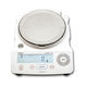 electronic laboratory balance / with digital display / benchtop / with external calibration weight