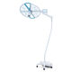 emergency room examination light / for surgical instruments / LED / wall-mounted