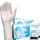 medical gloves / latex / powdered / sterile