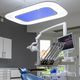 ceiling-mounted lighting / aesthetic medicine / for dental clinics / LED