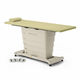 electric examination table / height-adjustable / 1 section