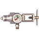 O2 pressure regulator