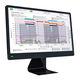 monitoring software / medical / hospital / analysis
