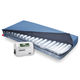 hospital bed mattress / lateral rotation / low air loss / tube