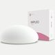 breast implant / round / silicone gel / smooth