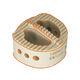 cervical interbody fusion cage / anterior / PEEK