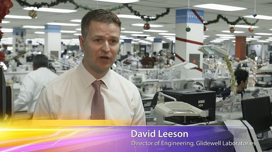 Glidewell Dental & high throughput 3D printing in dental