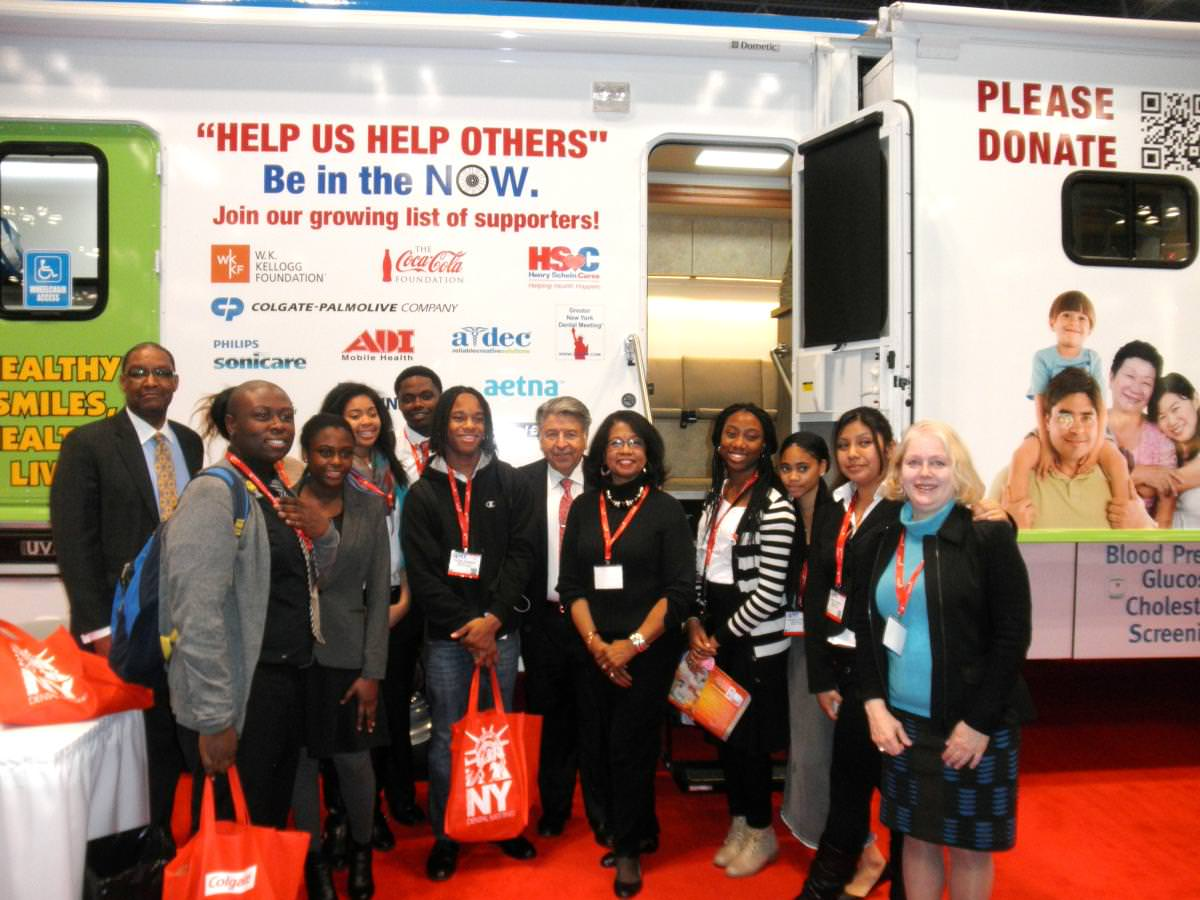 Henry Schein Exposes NYC Students to Opportunities in the Dental