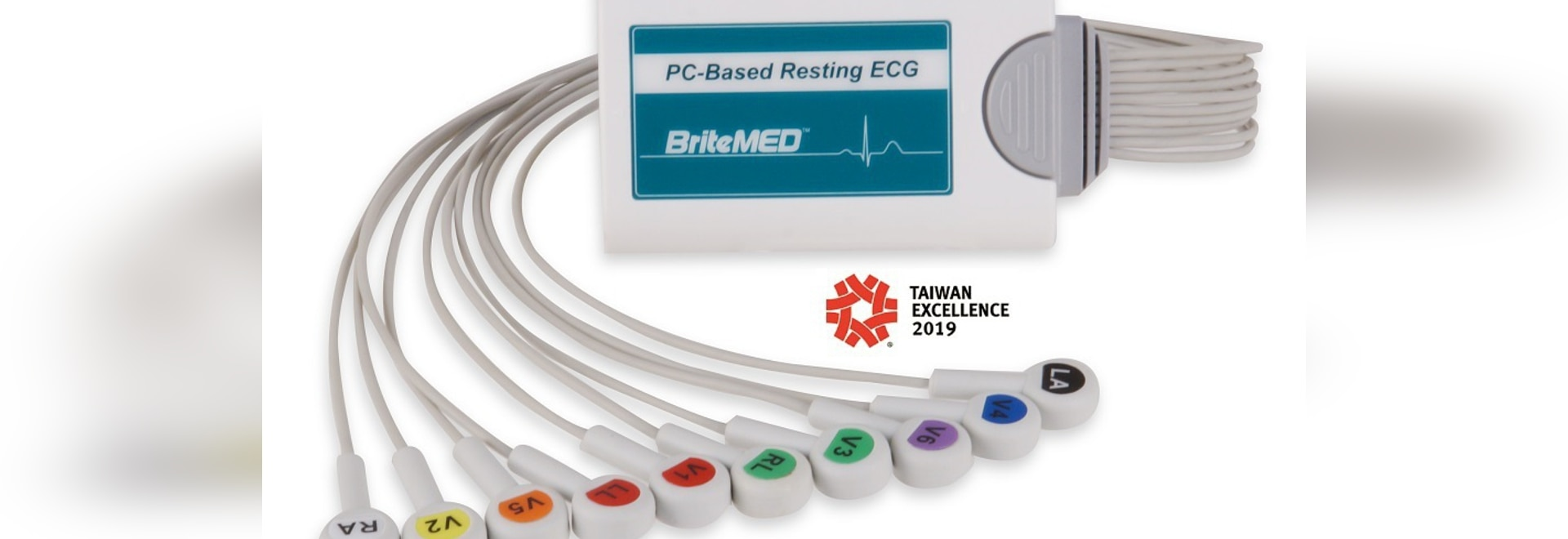 The 12-Lead Portable ECG Draws Attention in 2018 MEDICA