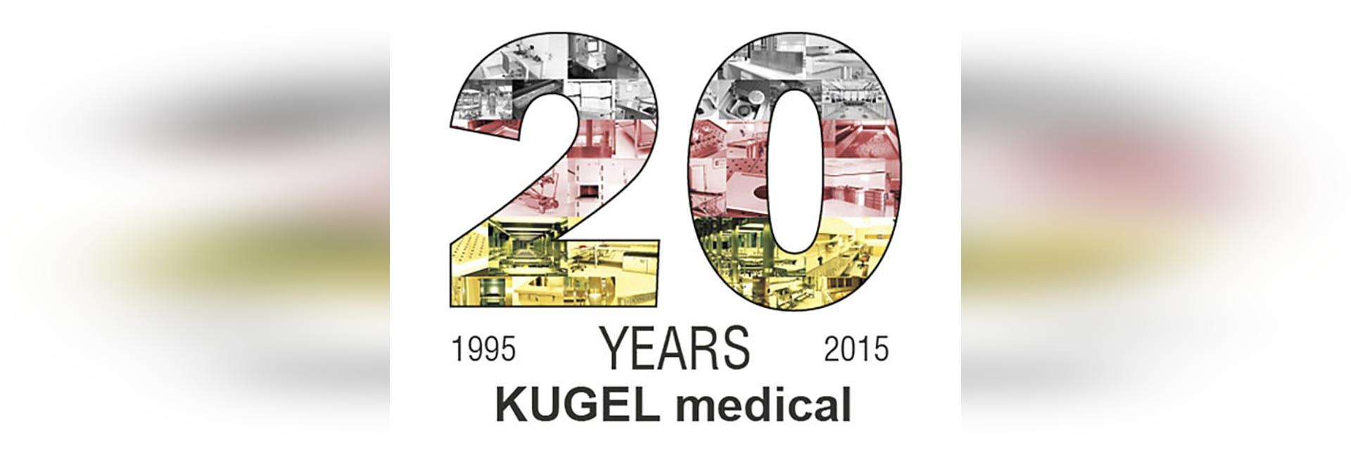 20-year anniversary – 1995-2015