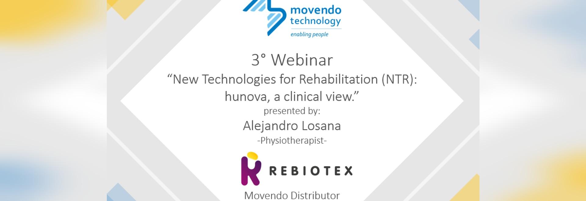 3° Movendo Webinar in collaboration with Rebiotex