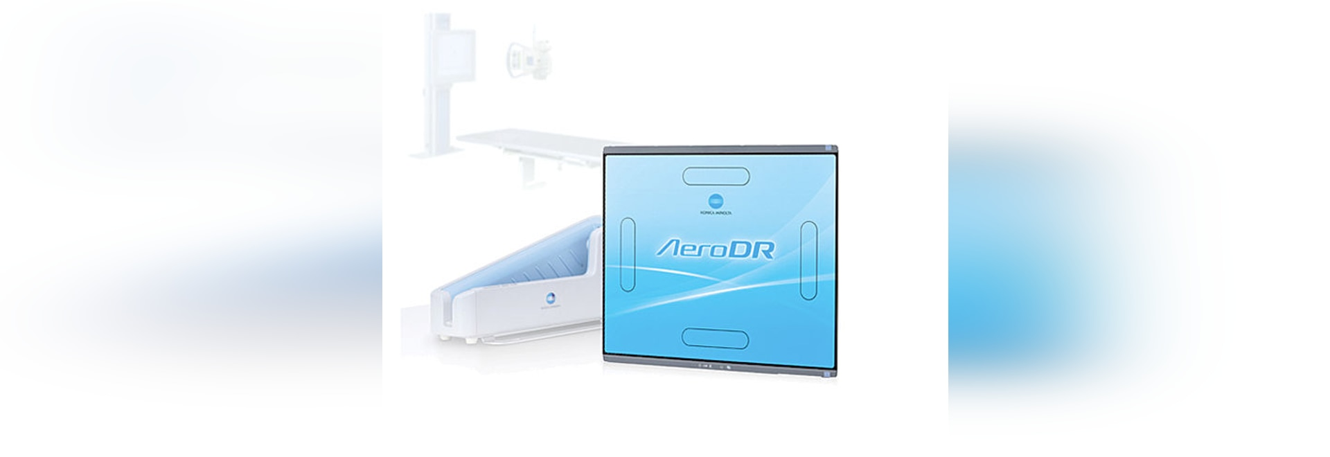 AeroDR 2S by Konica Minolta - Top 10 reasons to retrofit your X-ray room