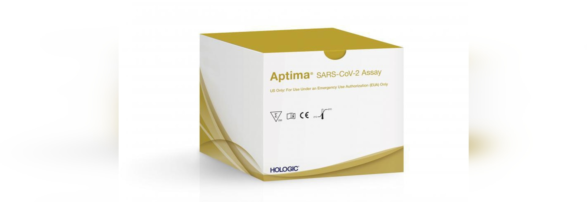 The Aptima SARS-CoV-2 test runs on Hologic's Panther system.