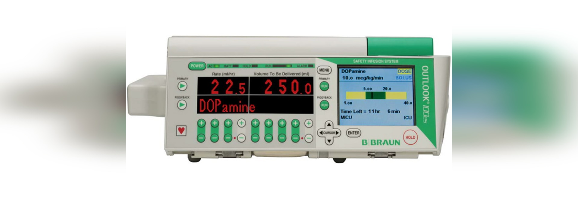 B. Braun Infusion Pumps with Nebulizers Get FDA Emergency Authorization for COVID-19