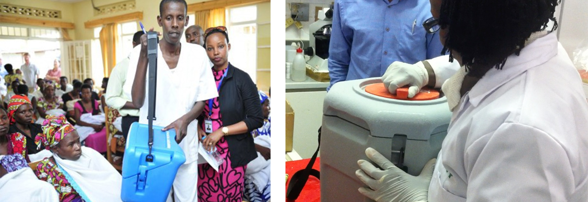 B Medical Systems teams up with SEEDR to launch next generation of intelligent freeze-free vaccine carriers and transport boxes