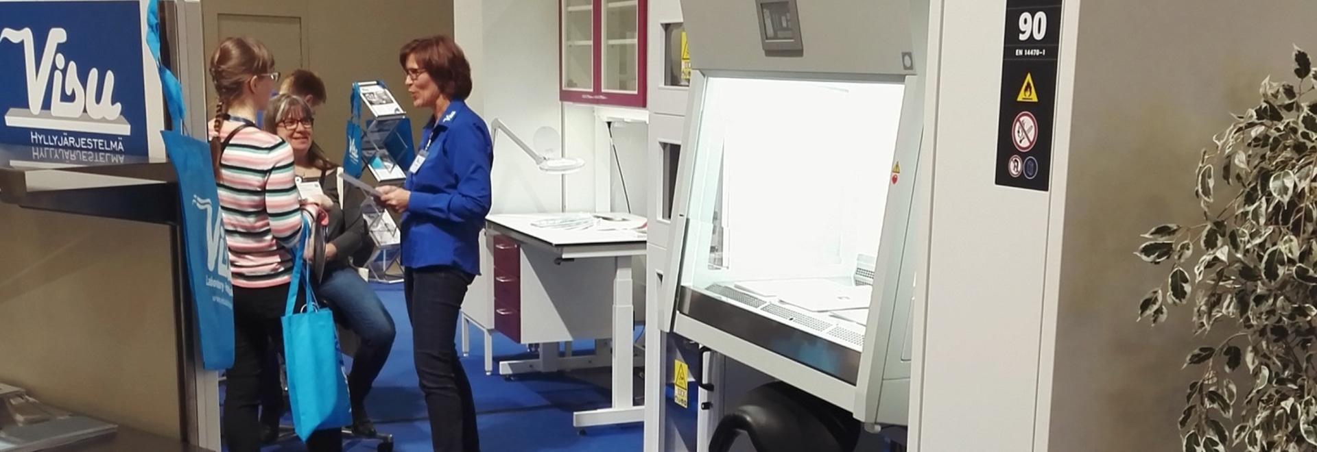 Biosafety Cabinet SAVVY SL at ChemBio 2019