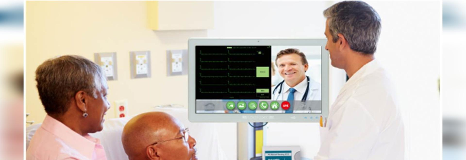 BriteMED® Tele-cardiology Workstation