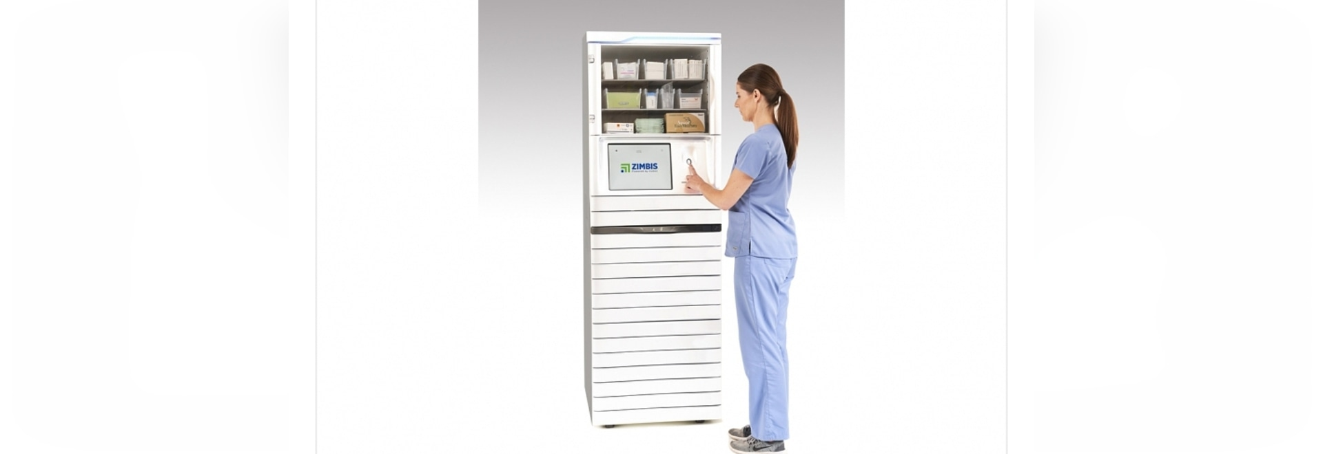 Cabinets Feature Automated Dispensing to Reduce Costs