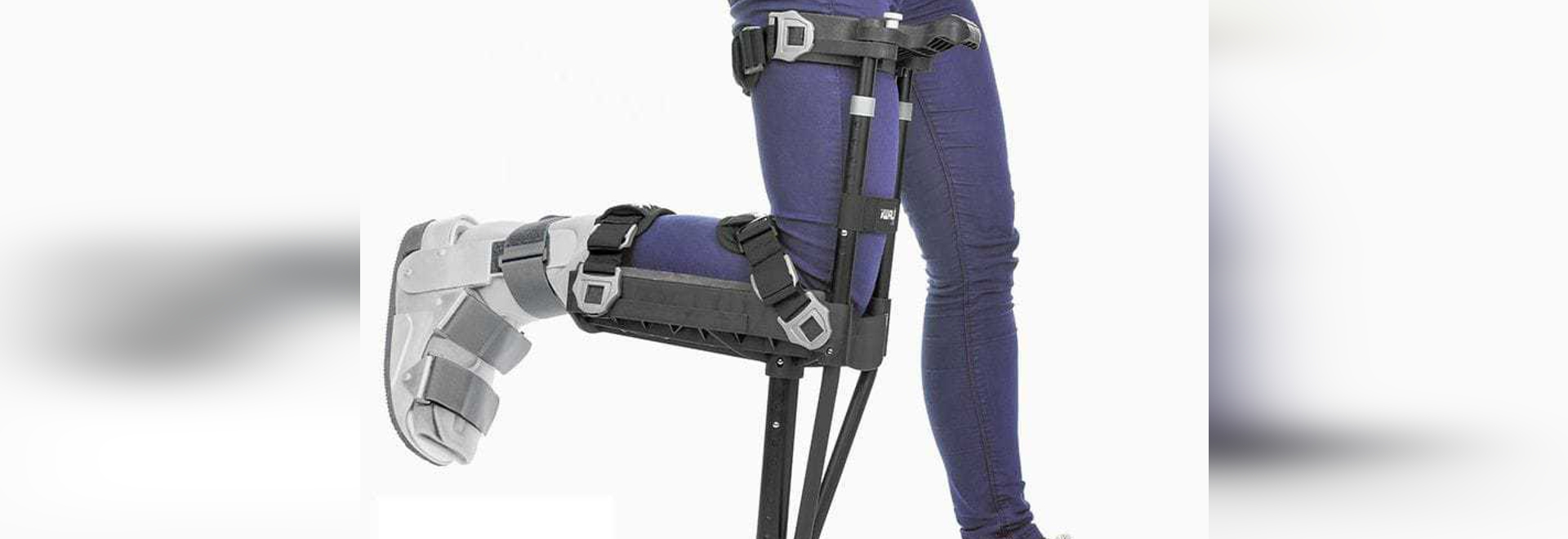 Can Crutches, Canes, Knee Scooters Lead to Muscle Atrophy?