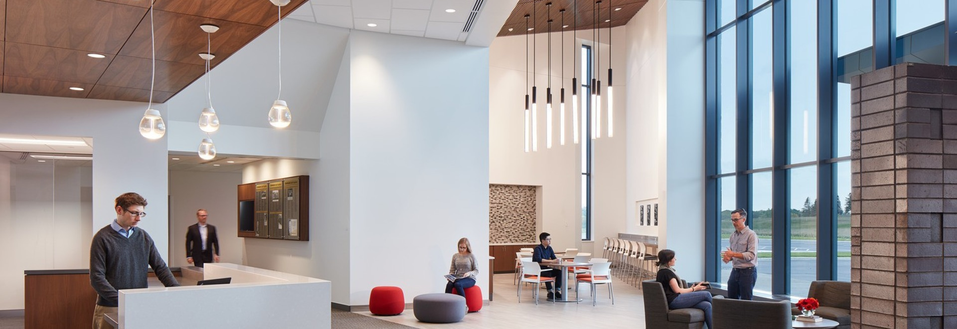 CentraCare's new hospital in Long Prairie, Minn., uses a universal care platform to leverage space and control costs.