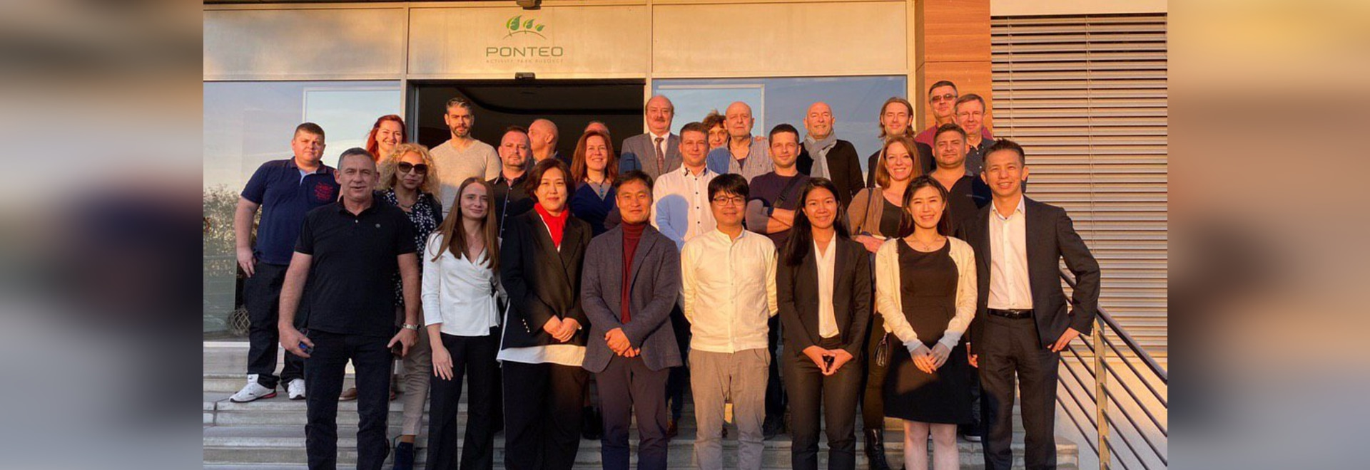 Cryomed's second annual distributor meeting