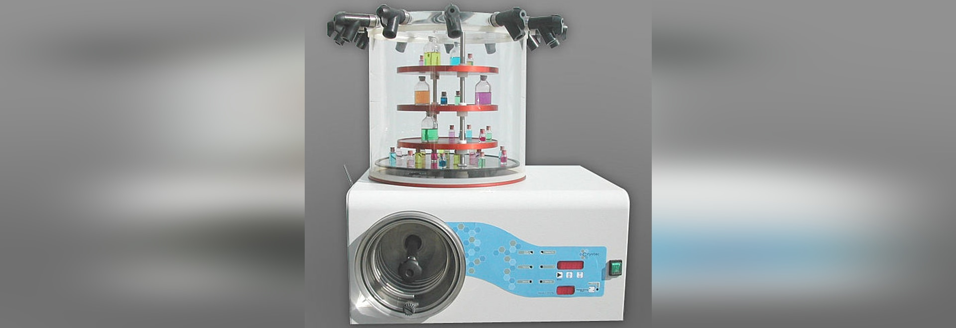 CRYOTEC - Laboratory freeze dryer Cosmos - Cryotec